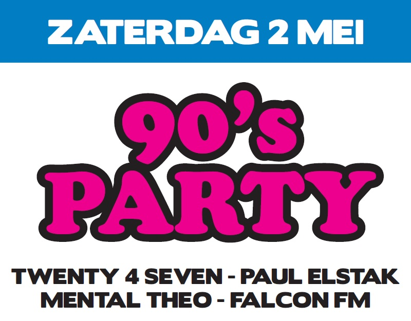 Programma 90's Party